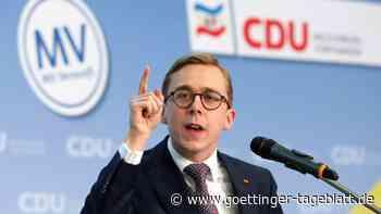 Amthor und Kuban: Junge CDU-Politiker wollen Basis in Parteispitzen-Wahl einbeziehen