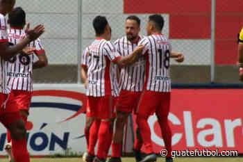 Video   Mingorance se estrena en Coatepeque con un golazo - Guatefutbol.com