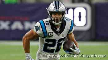 NFL Week Five early inactives: Christian McCaffrey out again this week