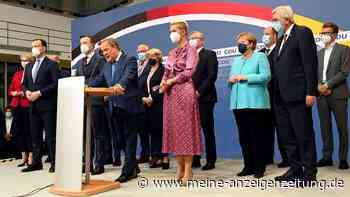 Union in Not: Zweiter CDU-Mann fordert Kollektiv-Rücktritt - Schäuble warnt vor der Basis