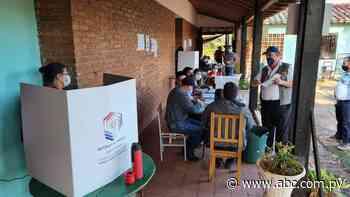 Sin incidentes arrancan las elecciones municipales en Villarrica - ABC Color