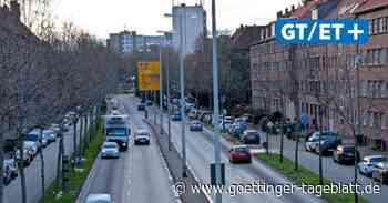 Ab Montag gilt Tempo 40 auf der Friedrich-Ebert-Straße