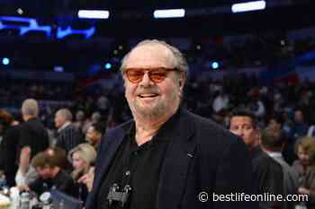 See Jack Nicholson's Grandson, Who's Following in His Footsteps - Best Life