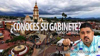 Nuevo Gabinete para el municipio de Tala, estas son sus piezas claves. « REDTNJalisco - Tala Jalisco Noticias