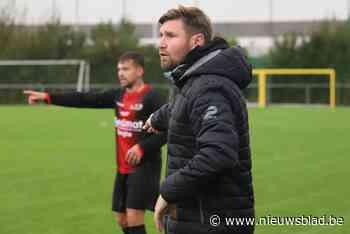 Trainer Wesley Deschacht stapt op - Het Nieuwsblad