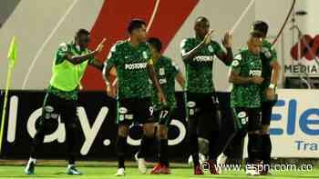 Atlético Huila vs. Atlético Nacional - Reporte del Partido - 9 octubre, 2021 - ESPN