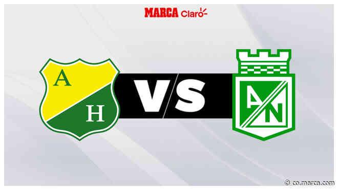 Atlético Huila vs Atlético Nacional: Resumen, goles y resultado del partido de la Jornada 13 - Marca Claro Colombia