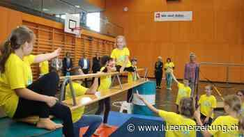 OKB-Sozialförderpreis geht an das Team von Circus Viva - Luzerner Zeitung