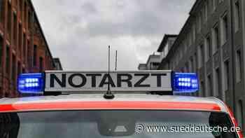 45-Jähriger bei Zusammenstoß schwer verletzt - Süddeutsche Zeitung
