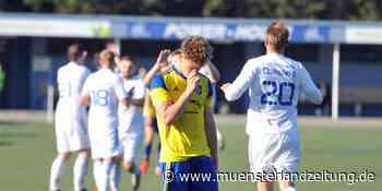 Vredener zu harmlos für Zählbares in Coesfeld | Fußball - Münsterland Zeitung
