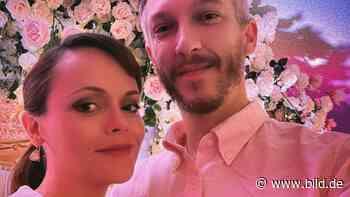 Christina Ricci heiratet ihren Friseur - Leute - Bild.de - BILD