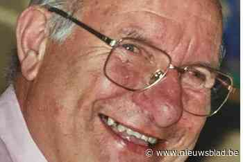 'Supersecretaris' Robert Van Damme (84) overleden (Geraardsbergen) - Het Nieuwsblad