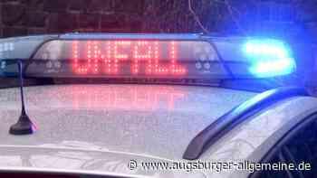 Unfall beim Ausparken in Krumbach - Augsburger Allgemeine
