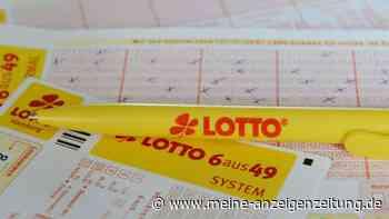 Lotto-Ziehung: Das sind die aktuellen Gewinnzahlen von Samstag