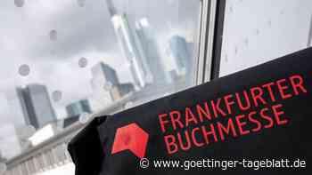 Frankfurter Buchmesse rechnet mit Vollauslastung an Besuchertagen