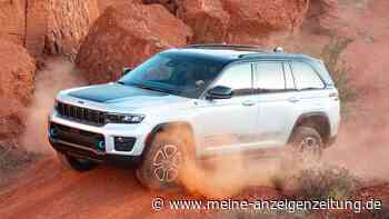 Jeep Grand Cherokee: Die Standard-Version lässt kaum Wünsche offen
