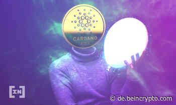 ADA Kurs im Sinkflug! Kann der Cardano Kurs jetzt steigen? - BeInCrypto Deutschland