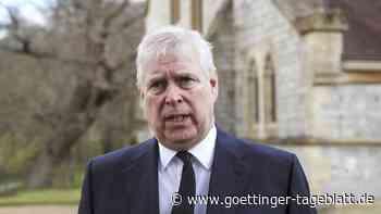 Polizei nimmt keine Ermittlungen gegen Prinz Andrew auf