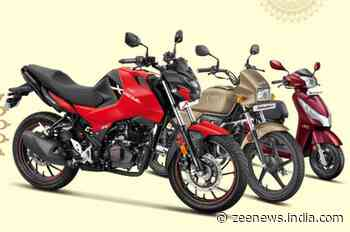 Hero's Dhamaka festive offer: Get benefits upto Rs 12,500 on buying motorcycles