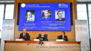 Wirtschafts-Nobelpreis 2021: Auszeichnung geht an David Card, Joshua Angrist und Guido Imbens