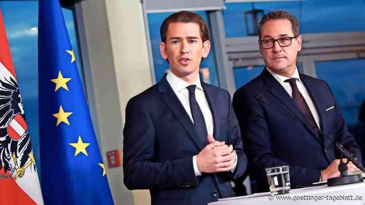 Ex-FPÖ-Chef Strache verspürt keine Genugtuung über Kurz-Rücktritt