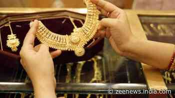 Gold Price Today, 11 October 2021: Gold, silver prices fall down on global cues