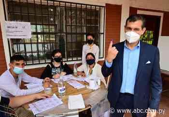Eduardo Molinas aboga por transparencia en elecciones en Lambaré, ante varias denuncias - ABC Color