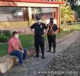 Lambaré: elector fue detenido por sacar fotos cuando votaba - ADN Digital