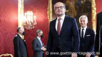 Kurz abgesetzt: Diplomat Schallenberg als neuer Kanzler Österreichs vereidigt