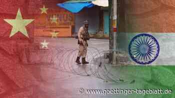 Grenzverlauf im Himalaya: China und Indien streiten weiter