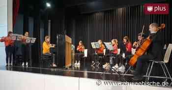 In der Härtsfeldhalle gab es Musik von Mozart bis Taylor Swift - Schwäbische