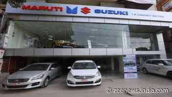 Maruti Suzuki reports over two-fold dip in production in Sept due to semiconductor shortage