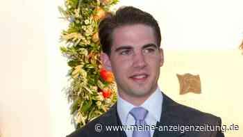 Prinz Philippos von Griechenland: Endlich steht der Hochzeitstermin