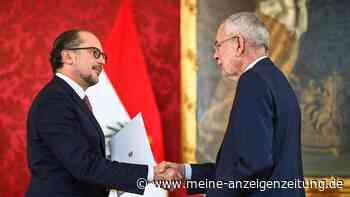 Österreichs neuer Kanzler: Schallenberg äußert sich direkt vielsagend zu Vorgänger Kurz
