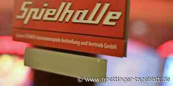 Mann raubt Spielothek in Hannover-Mühlenberg aus