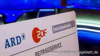 """Rundfunkgebühren: Union plädiert für """"gewisse Beitragsstabilität"""""""
