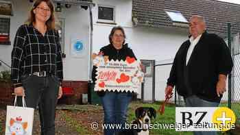 Anonymer Spender erfreut Tierschutzverein