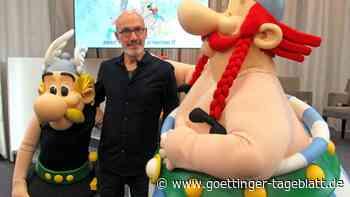 """""""Asterix und der Greif"""": Diese Abenteuer erleben die Gallier im neuen Comicband"""