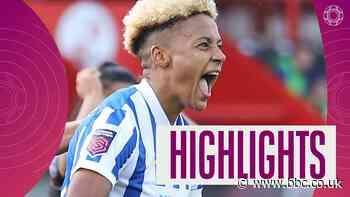 Brighton & Hove Albion 2-1 Tottenham Hotspur: Seagulls end Spurs' 100% record