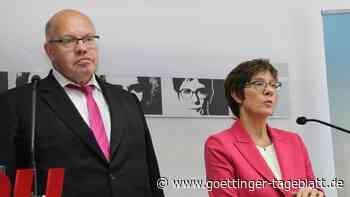 CDU im Umbruch: Alte Zöpfe, neue Köpfe