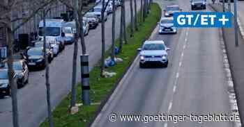 Neues Tempolimit auf Friedrich-Ebert-Straße: Ab Dienstag wird geblitzt