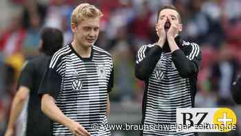 DFB: Wohin führt der Weg von Julian Brandt und Julian Draxler?