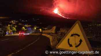 La Palma: Erneut mehrere Erdbeben im Vulkangebiet - wieder Ausgangssperren verhängt