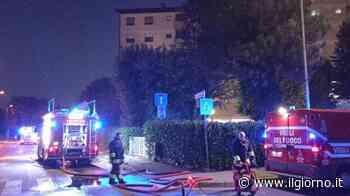 Monza, incendio in via Bramante da Urbino: due anziani intossicati - IL GIORNO