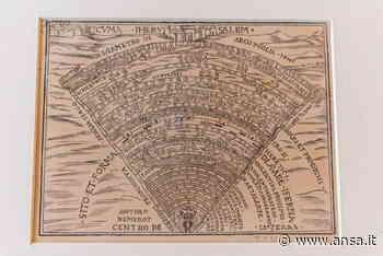 Dante: a Urbino tavole progettuali Danteum, mai realizzato - Agenzia ANSA