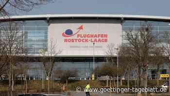 Flughafen Rostock steht vor dem Verkauf
