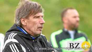 """Coach Hahn moniert """"erste 25 Minuten"""" des VfB Fallersleben"""