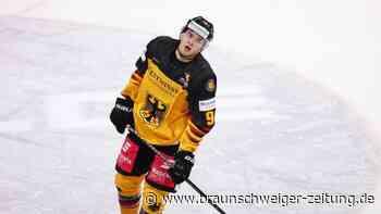 Nationalspieler Peterka vorerst nicht im NHL-Kader