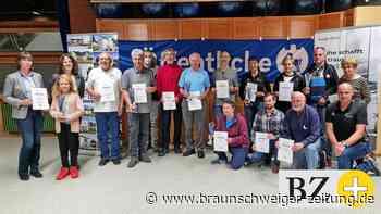 Rund 300 Sportabzeichen fürs Gymnasium am Bötschenberg