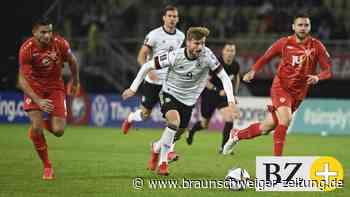 Live! 1:0! Kai Havertz trifft - Deutschland ist auf WM-Kurs